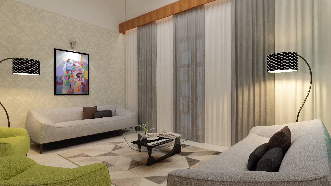 Sunday Spot by Shwetha Modern | Interior Design Photos & Ideas