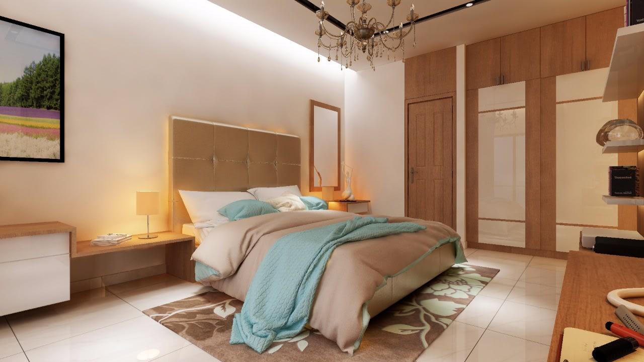 The Glittering Heaven by Shwetha Modern   Interior Design Photos & Ideas