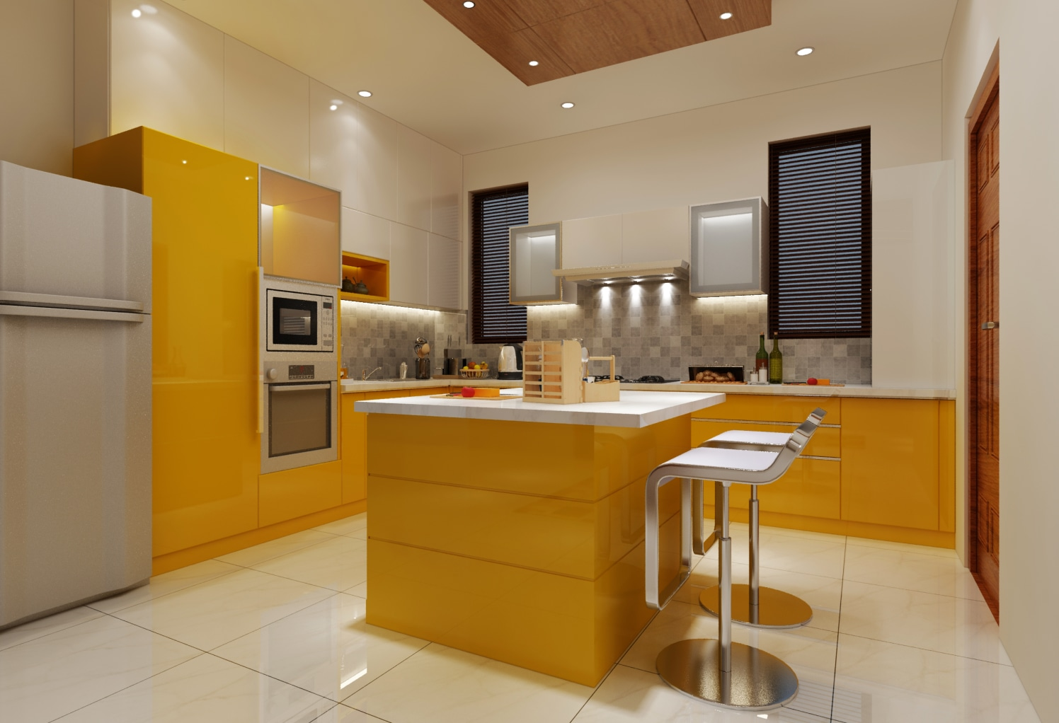 Bachelors Kitchen by Shwetha