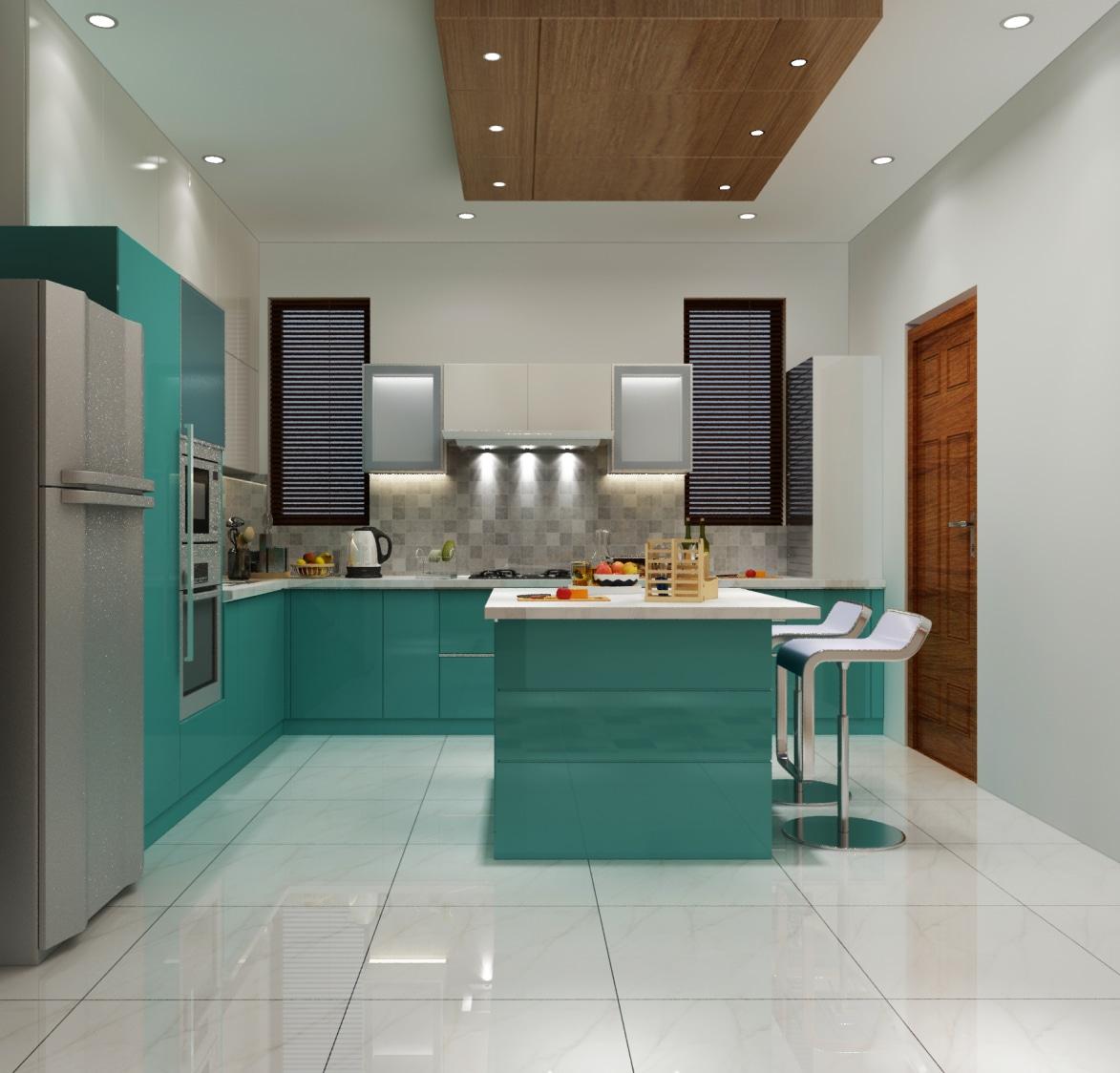 Modern Cooking by Shwetha Modern | Interior Design Photos & Ideas