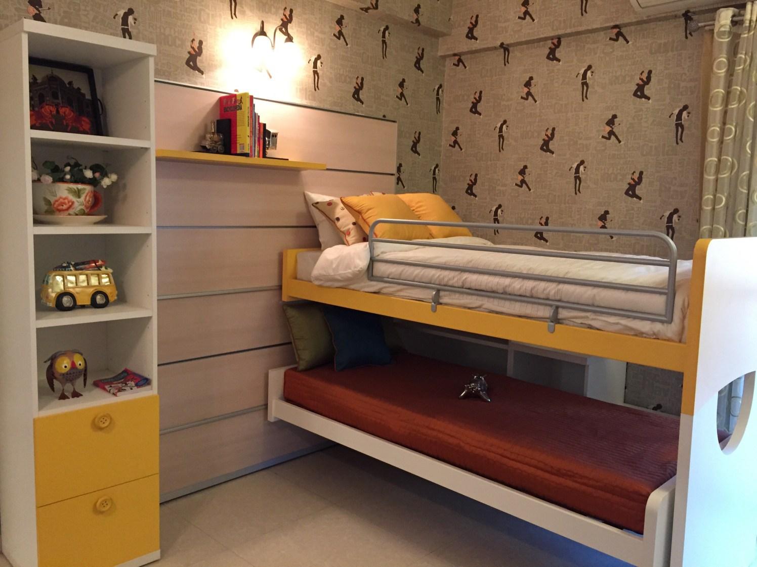 Kids Bedroom by Deepali Garg Modern | Interior Design Photos & Ideas
