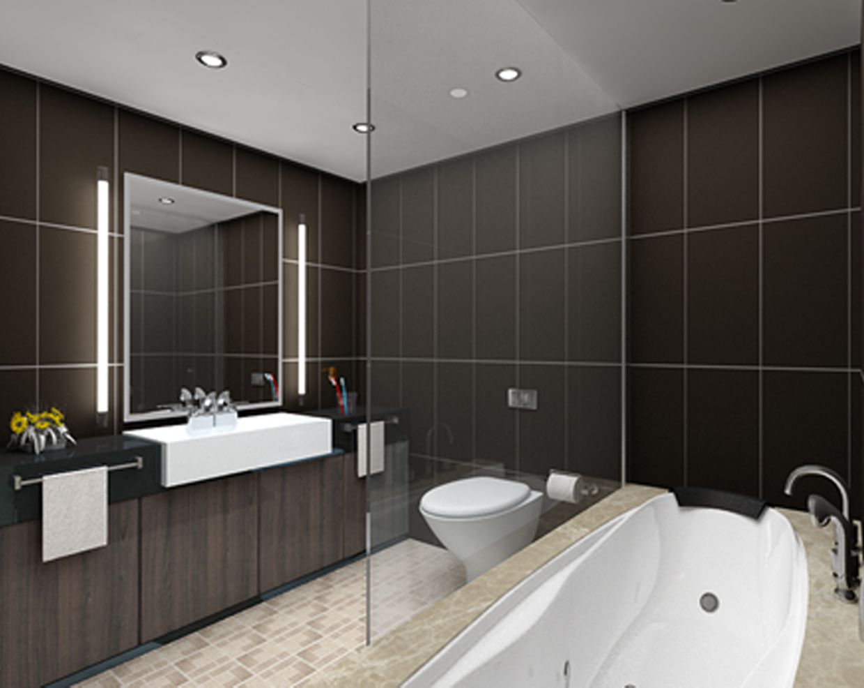 Luxurious lavatory by Ishan Sardana