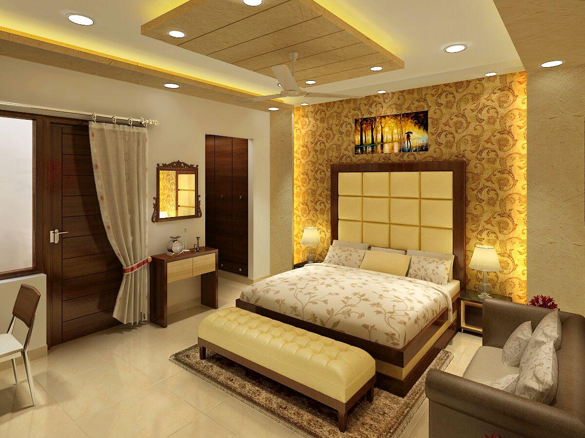 Master Bedroom by Jaideep Mandal Contemporary | Interior Design Photos & Ideas