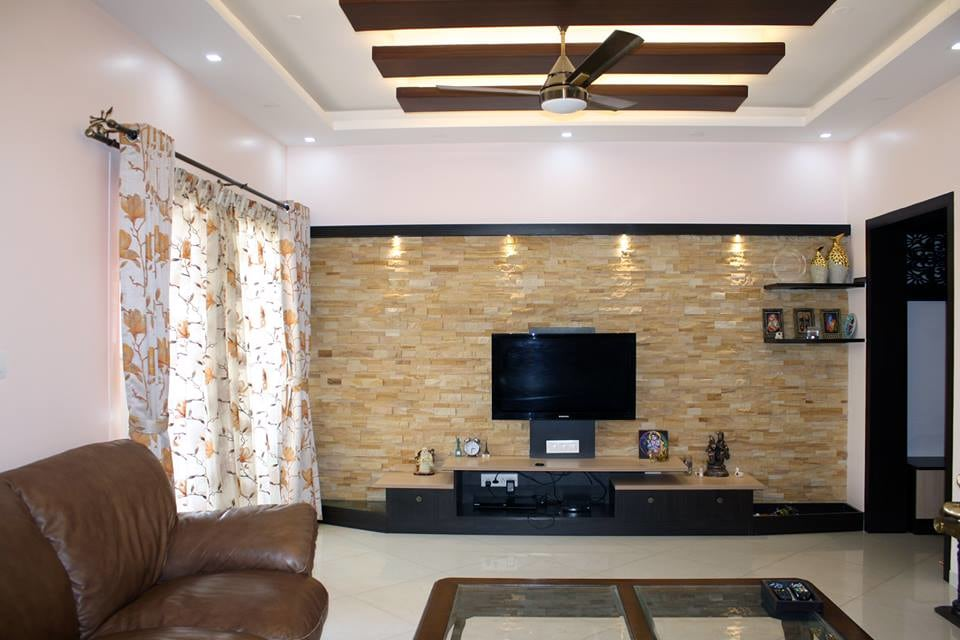 Homely Feel by Ashok Modern | Interior Design Photos & Ideas