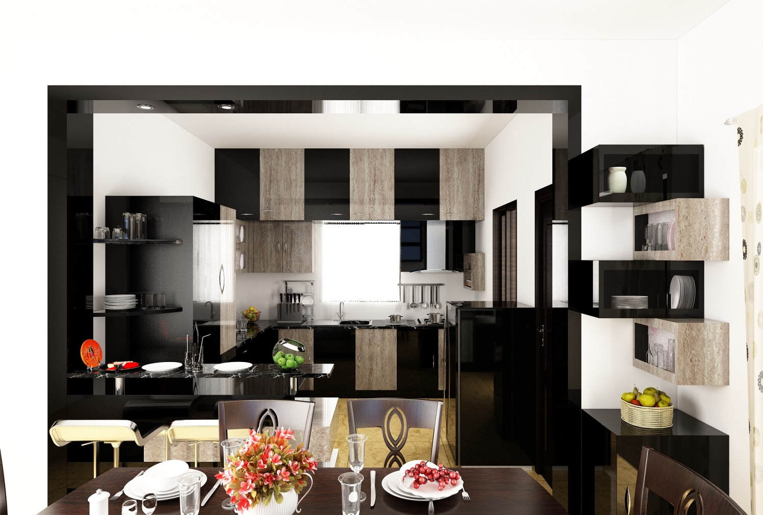Lavish Creation by Ashok Modern | Interior Design Photos & Ideas