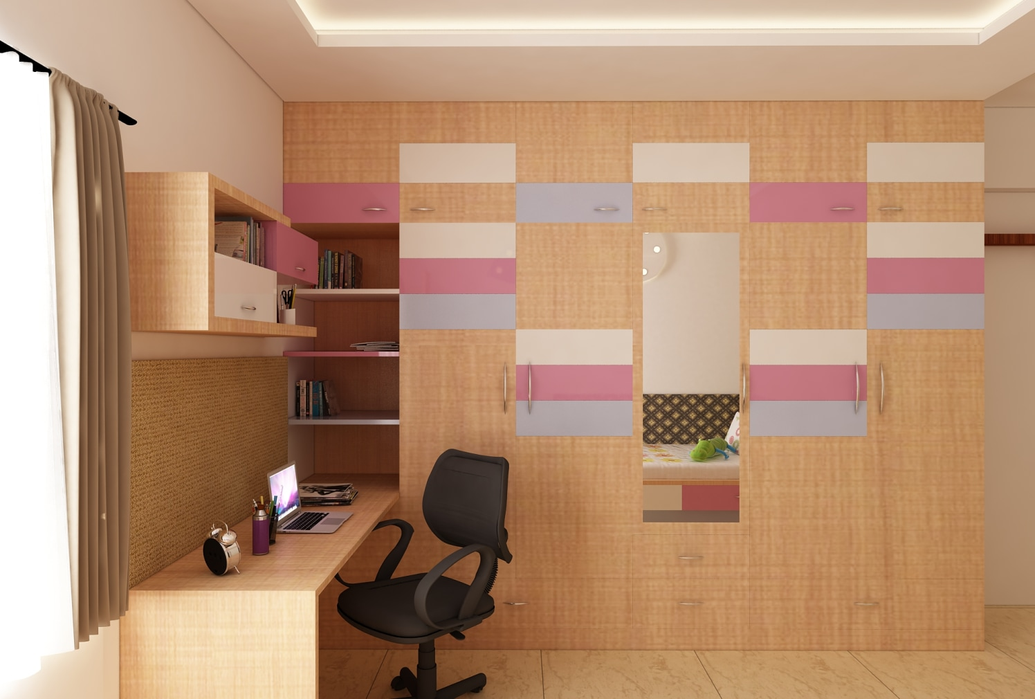 Colorful Place by Ashok Contemporary | Interior Design Photos & Ideas