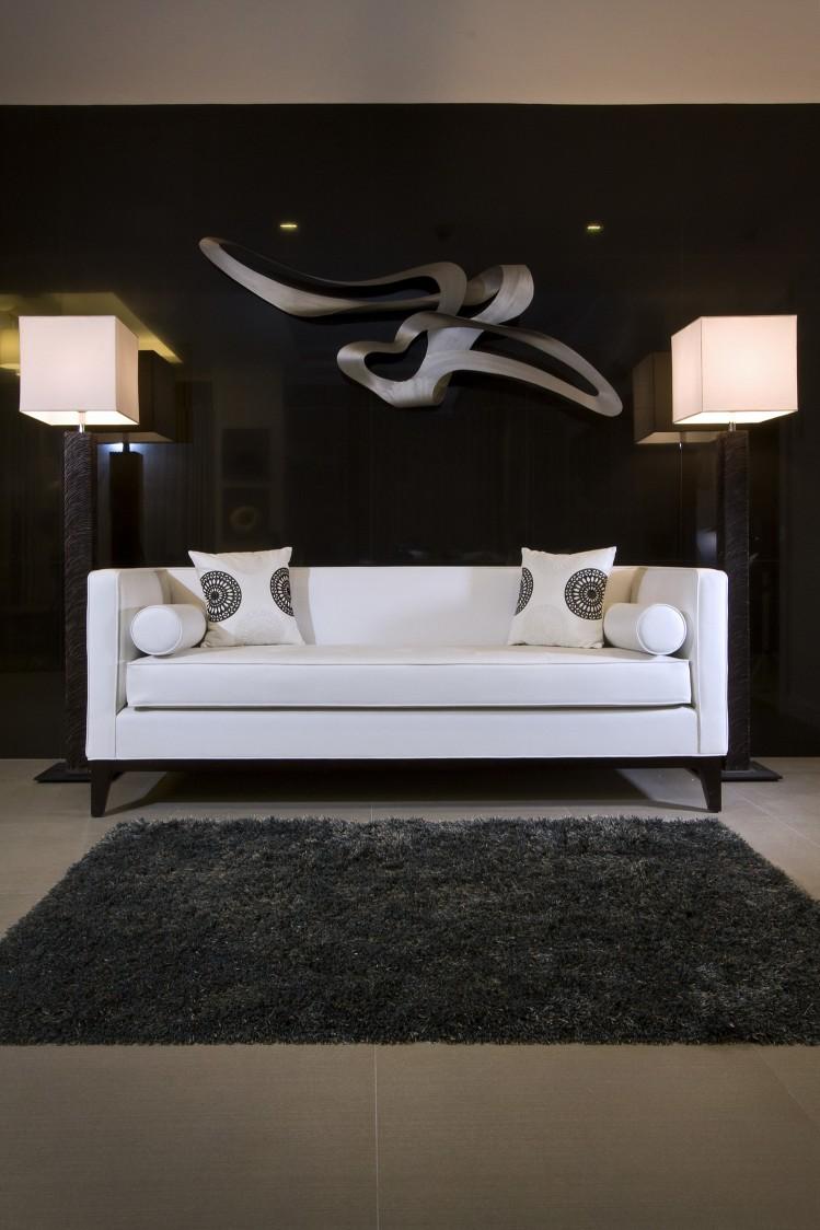 Shades in Living Room by Inscape Design Studio Modern | Interior Design Photos & Ideas