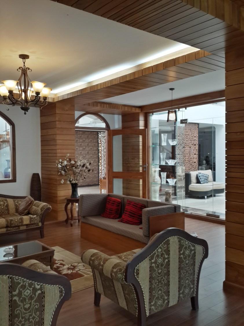 Contemporary Living Room With Wooden Flooring by Prashant Ghosh Living-room Contemporary   Interior Design Photos & Ideas