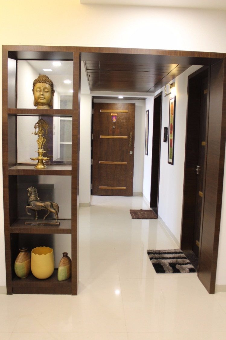 Perfect Hallyway to your Bedroom by Sheetal Verma Contemporary | Interior Design Photos & Ideas