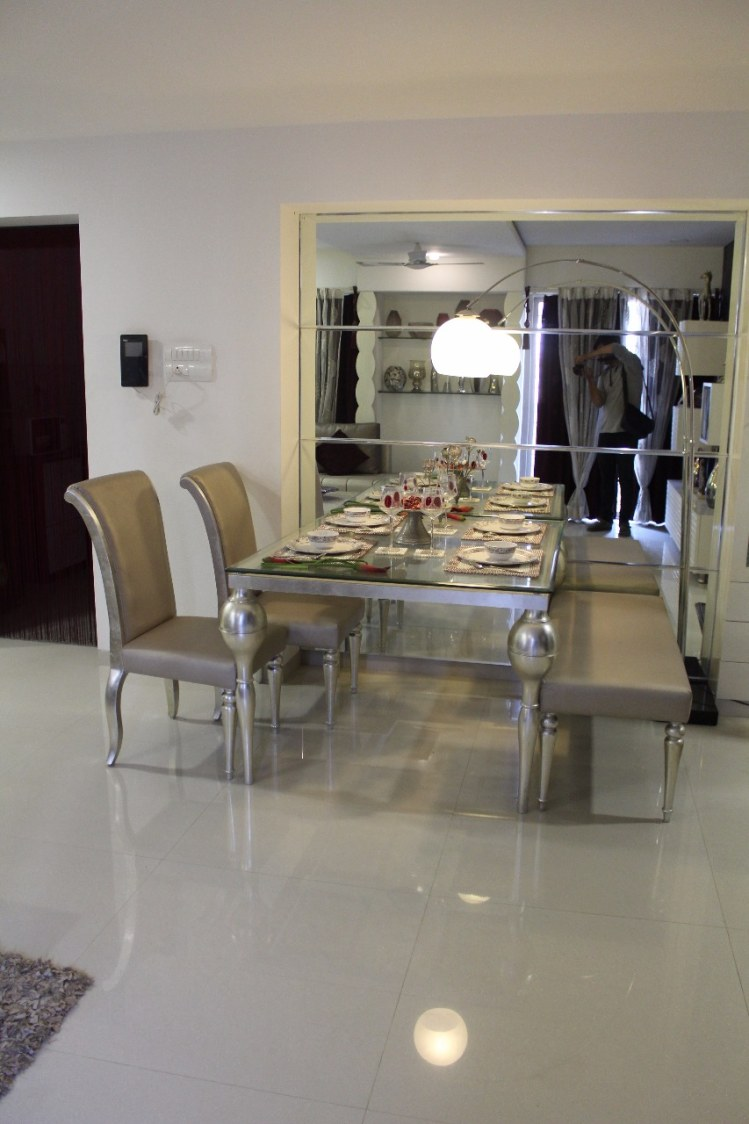Open Dining Rooms by Sheetal Verma