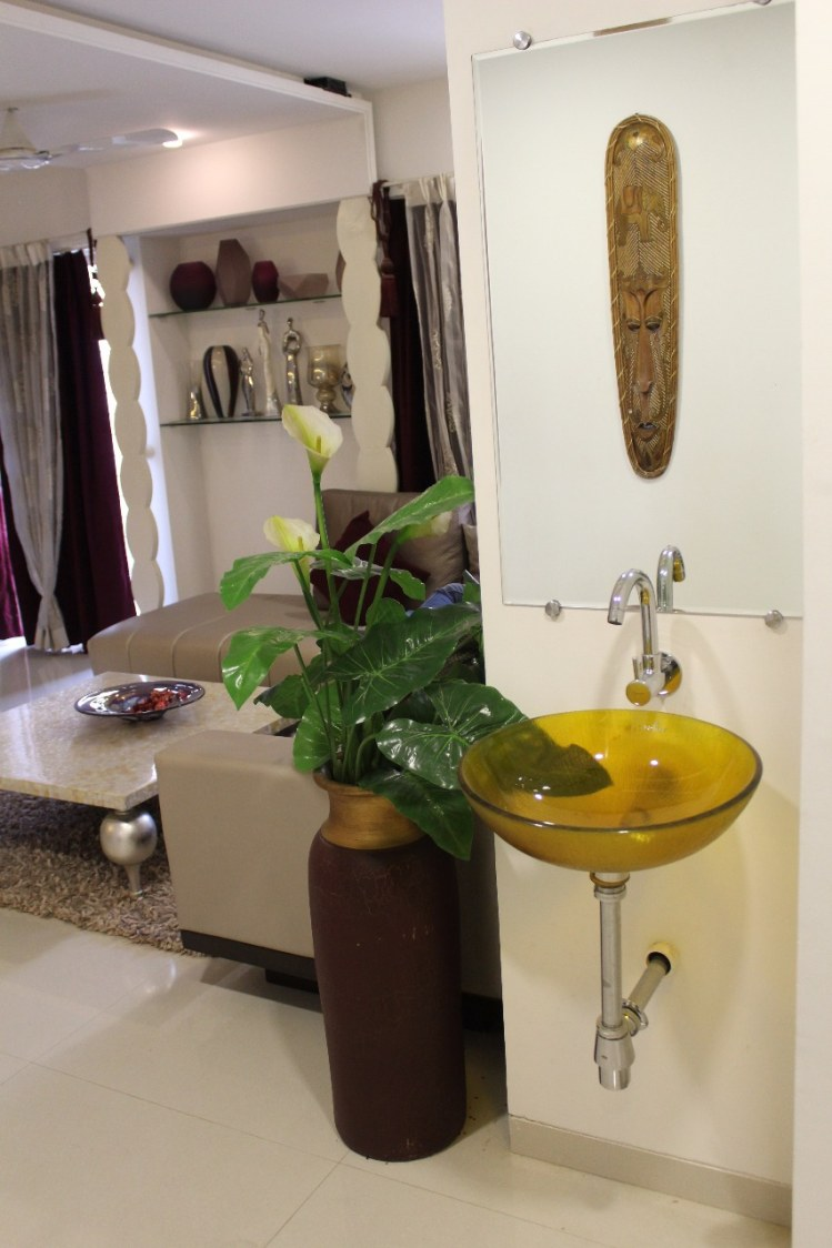 Easy & Accessible Sink by Sheetal Verma Contemporary | Interior Design Photos & Ideas