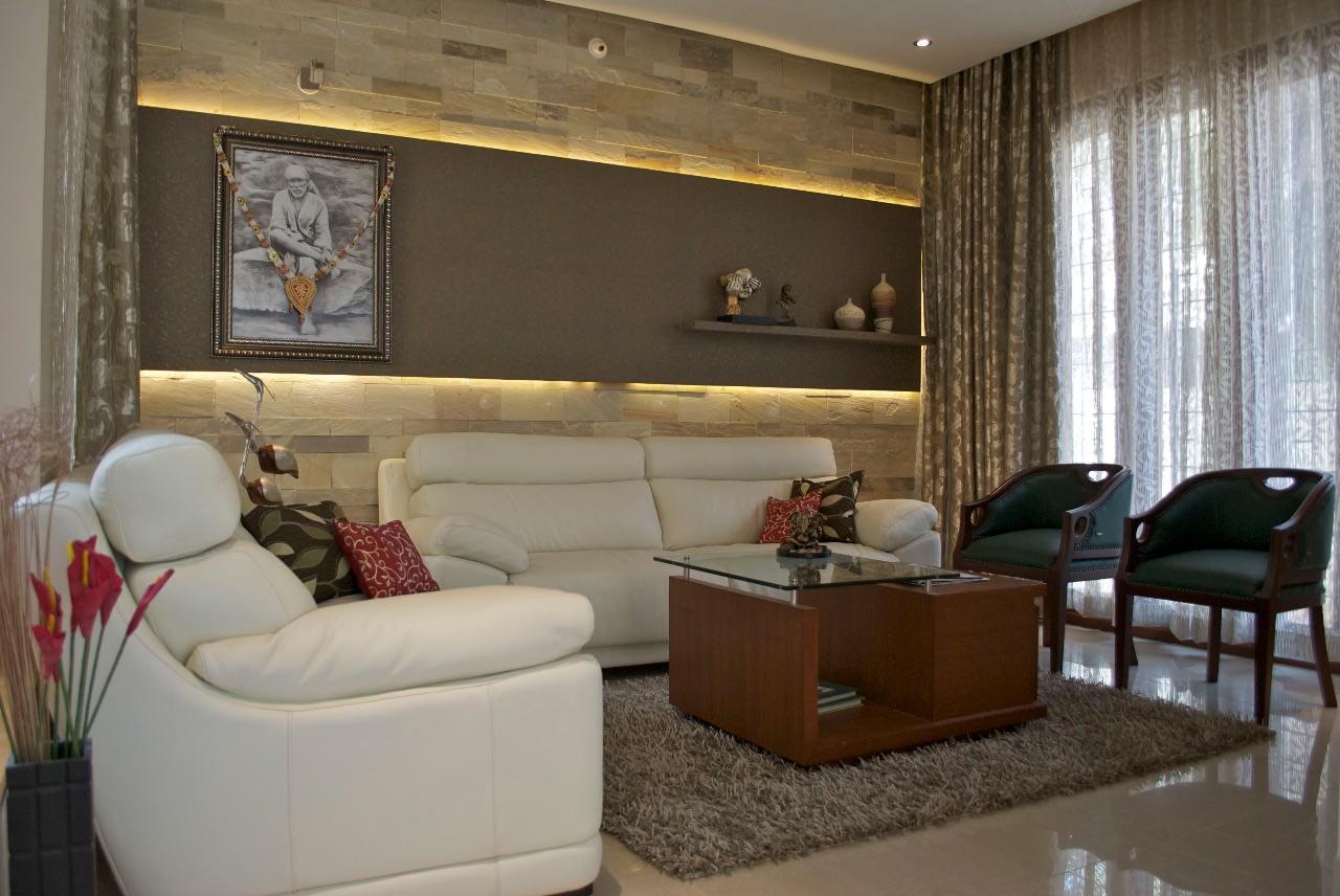 Modern Elegance by Jagadish Modern   Interior Design Photos & Ideas