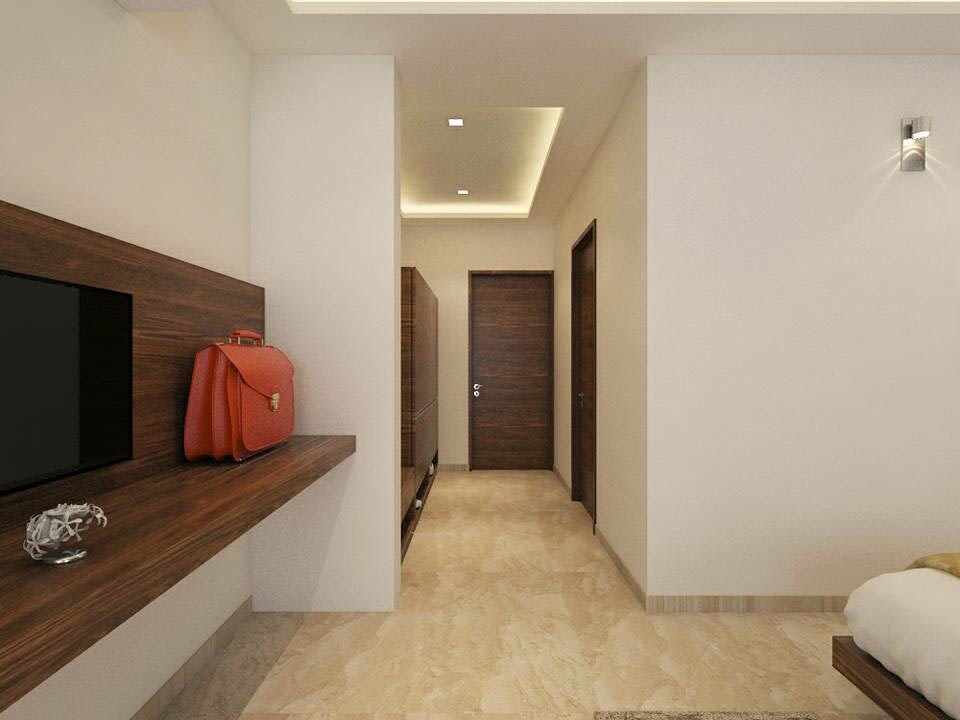 Walk to heaven by Rohit Singh Modern | Interior Design Photos & Ideas