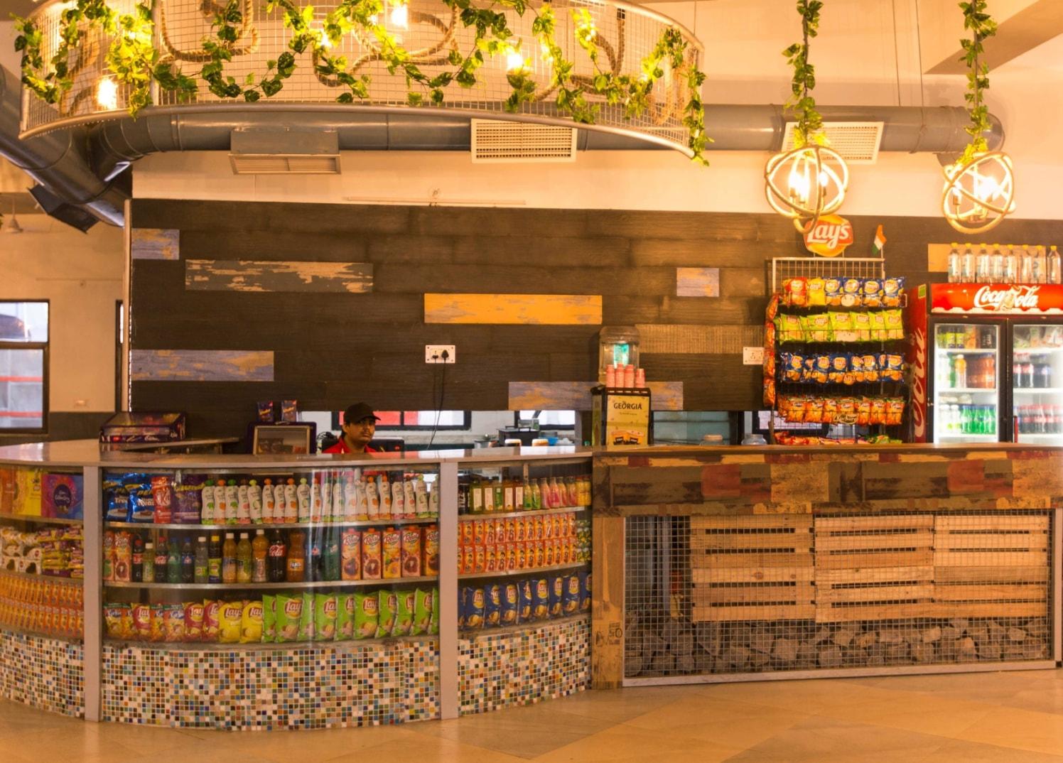 Awesome Restaurant  Reception by Swati Jain Contemporary | Interior Design Photos & Ideas