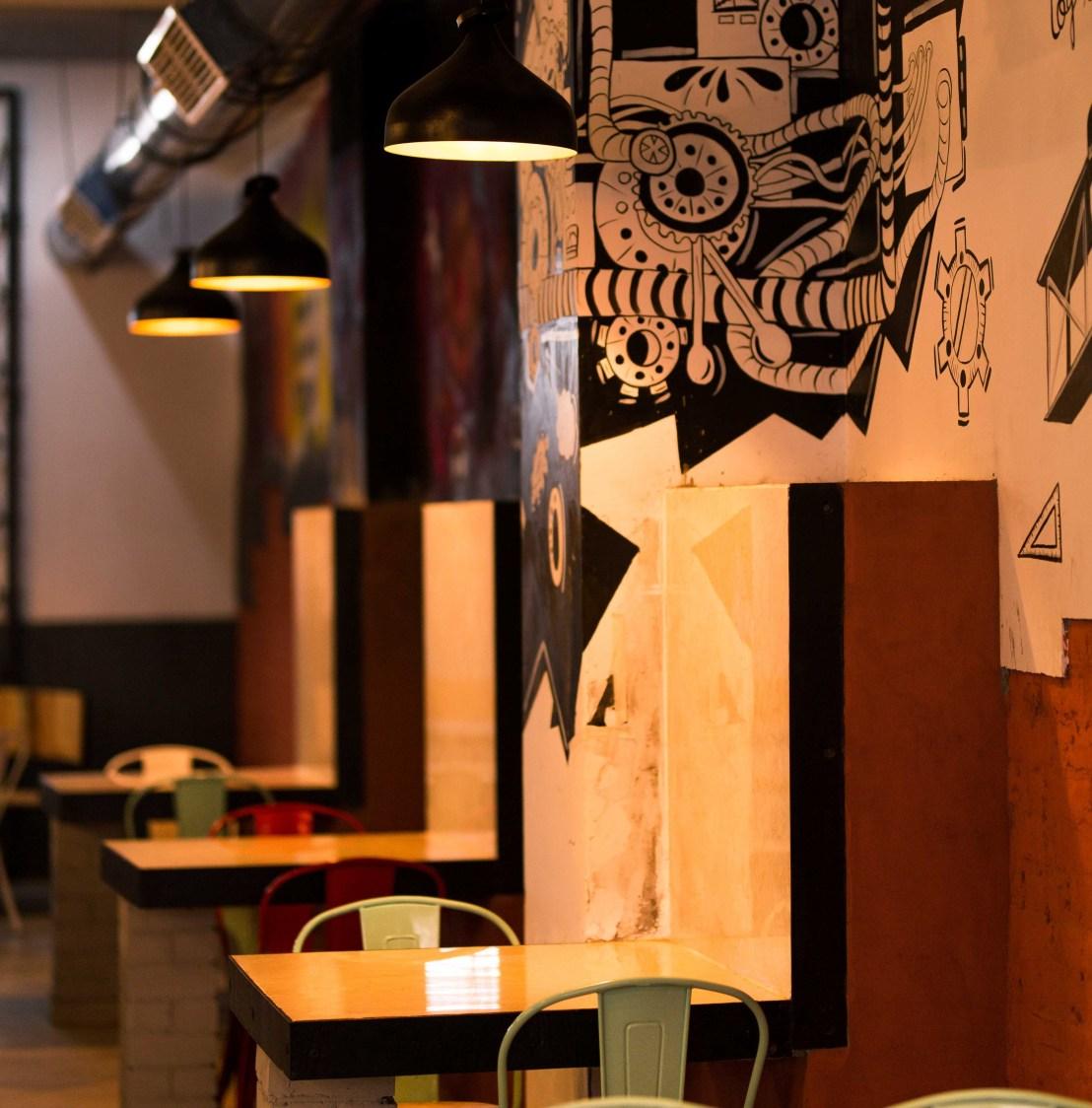 Nice Restaurant by Swati Jain