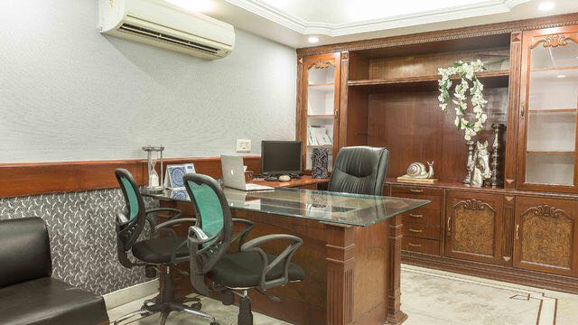 Simple Office by Swati Jain