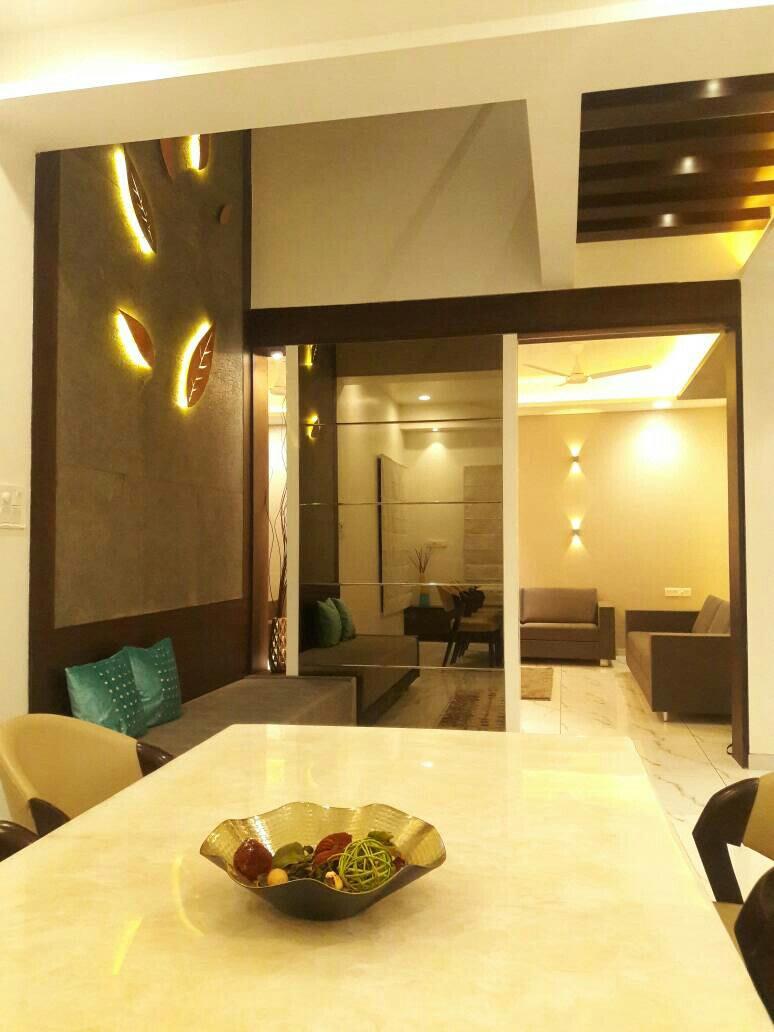 The Limitless Lights by Nirav Shah Contemporary   Interior Design Photos & Ideas