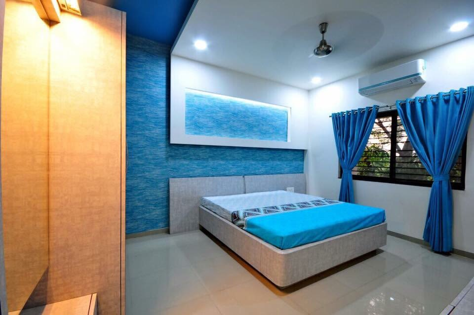 The Master Ocean by Pranav Mehta Modern | Interior Design Photos & Ideas