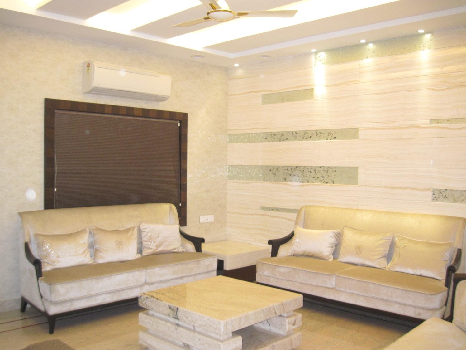 Living Room With A Camel Back Sofas by Pranav Mehta Living-room Contemporary | Interior Design Photos & Ideas