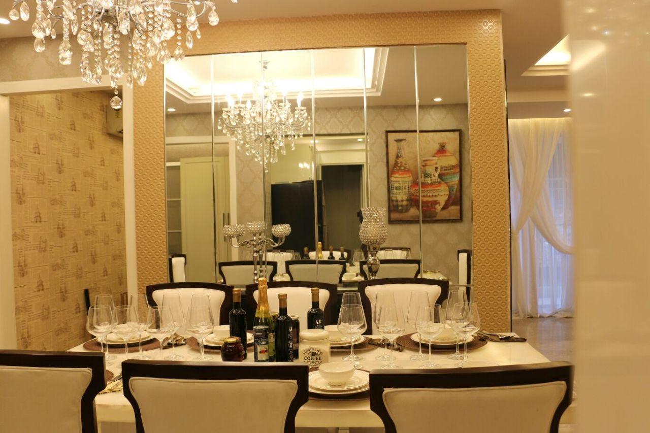 Royal Dining by Rehan Khan Modern | Interior Design Photos & Ideas