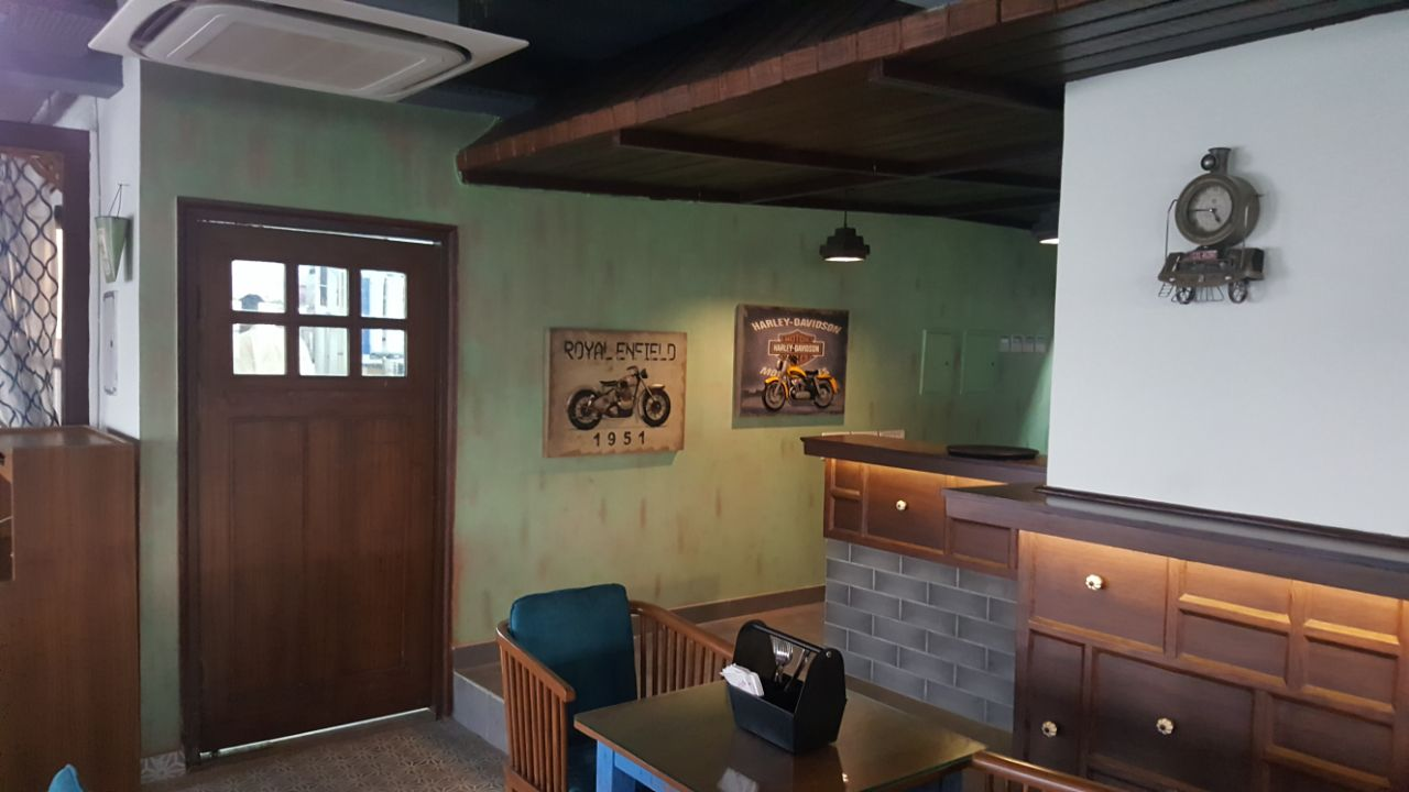 Rustic Royal Cafe by Rehan Khan