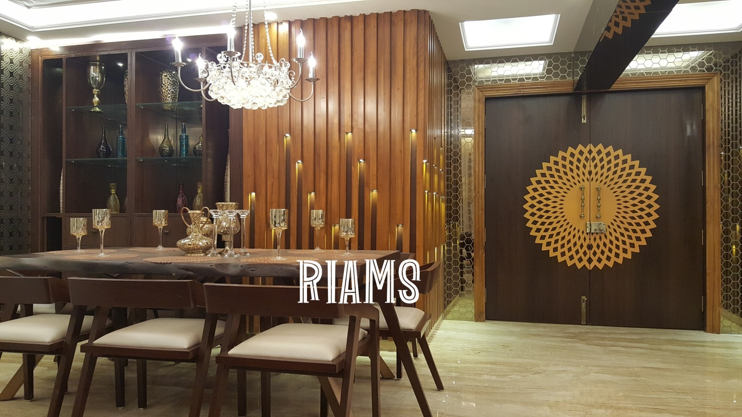 The Limitless Dining by Rehan Khan Contemporary | Interior Design Photos & Ideas