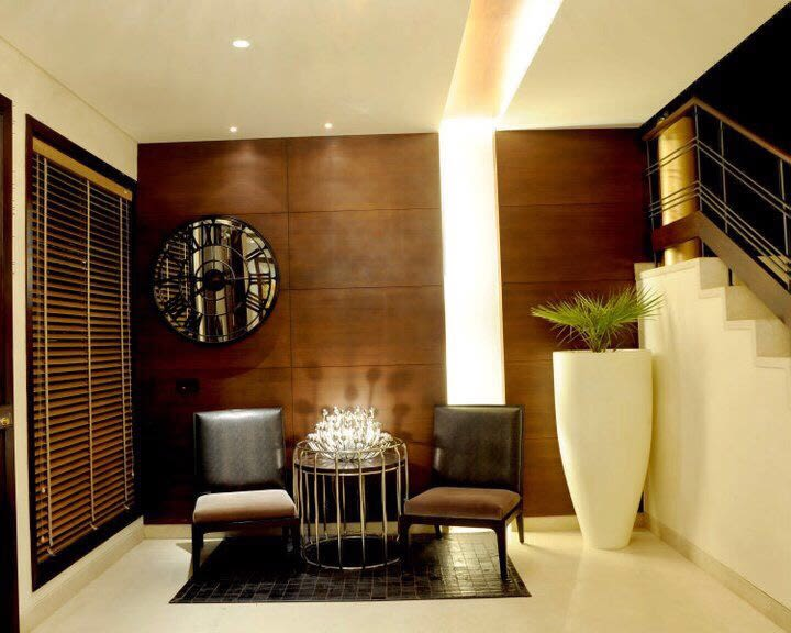 Lucid Hallway by Karan Kalra Modern   Interior Design Photos & Ideas