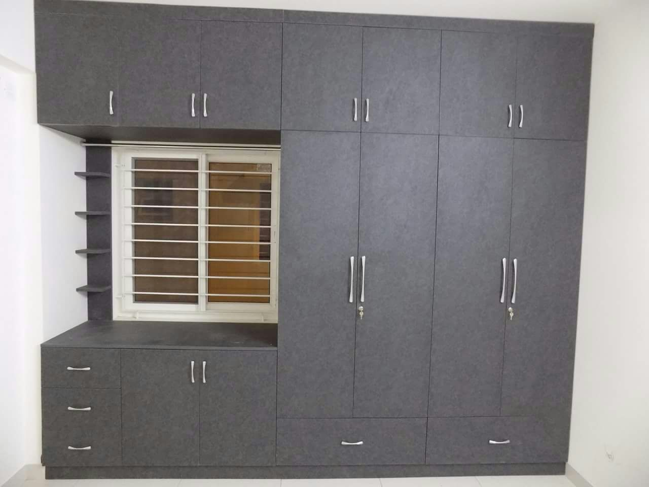 Cupboard Design by Santosh Sharma