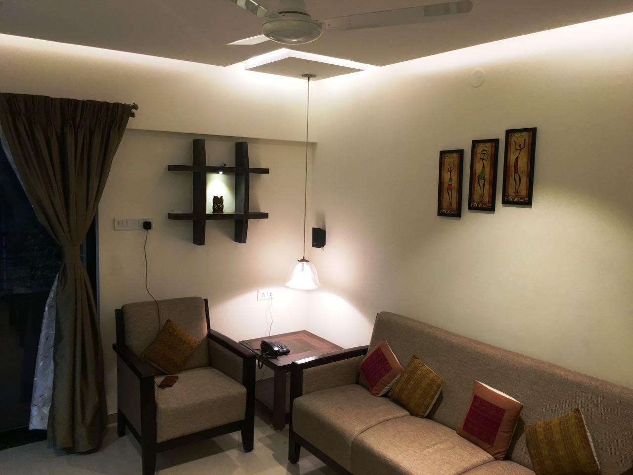 Life of a Living Room by Rohan Puranik