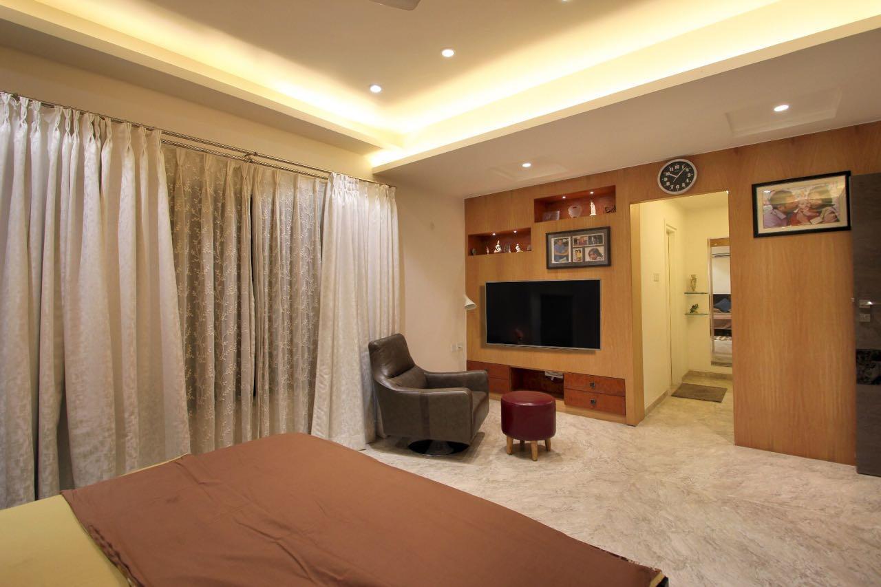 Master Bedroom by Monica K. Modern | Interior Design Photos & Ideas