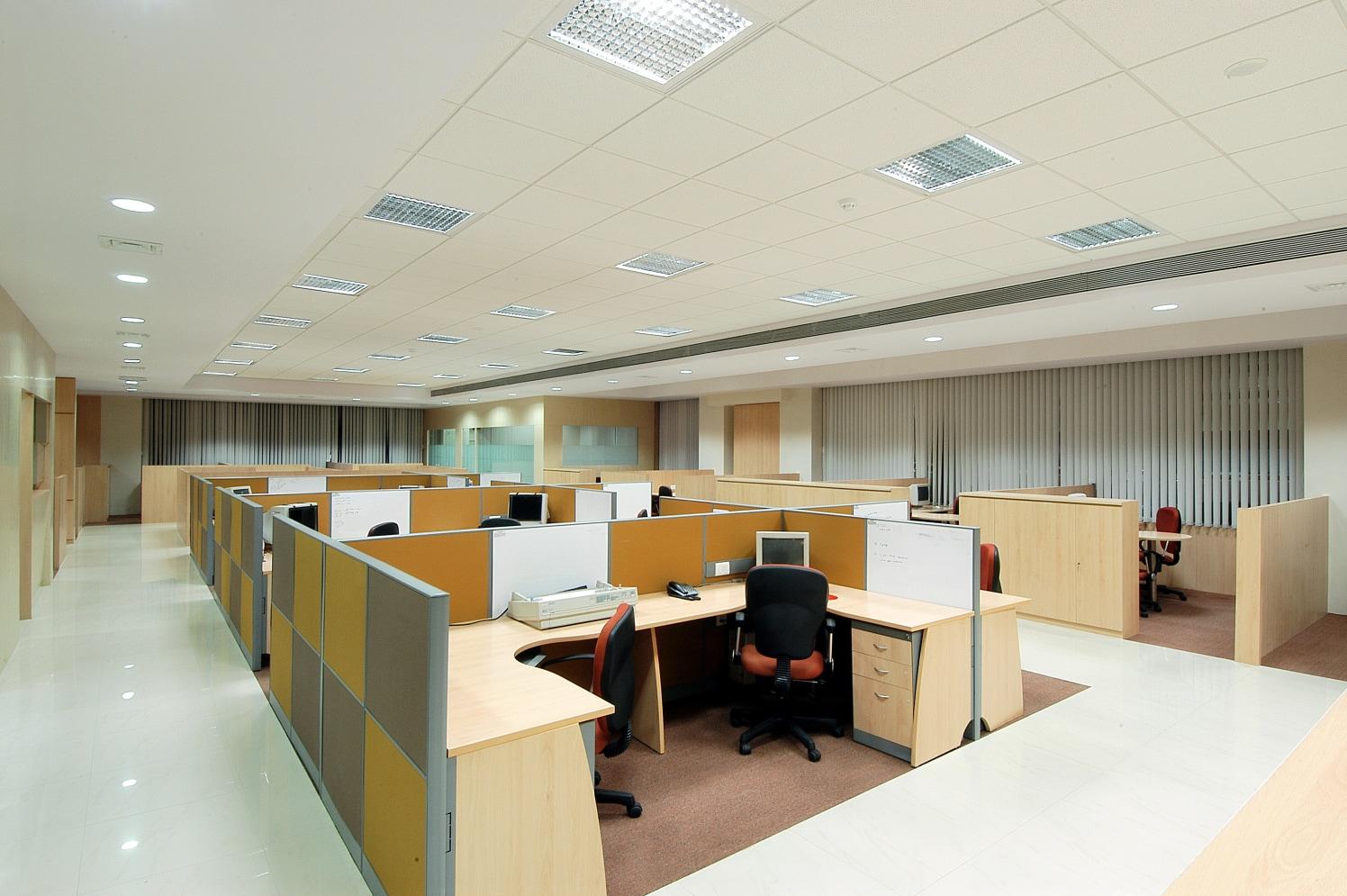 Office Cubicles by Amin Sha Modern | Interior Design Photos & Ideas