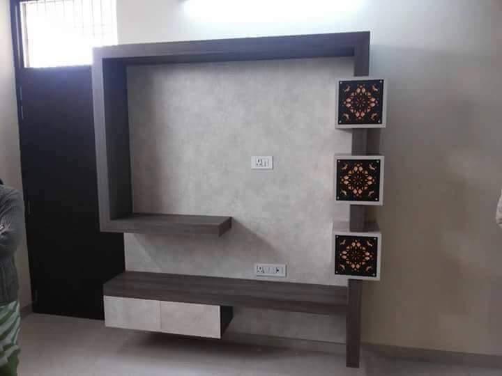 Minimalistic Cabinet by Sakshi Pallod