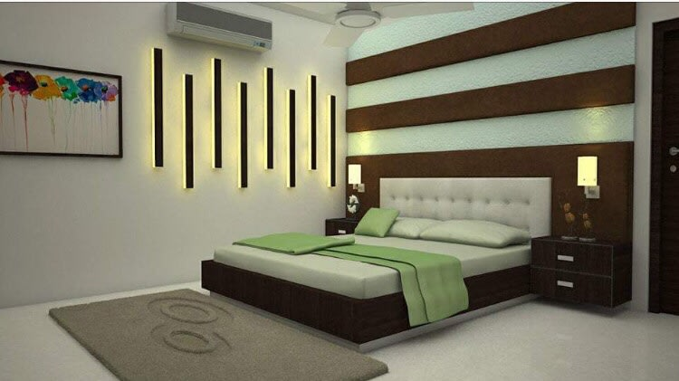 Hint of green by Ar. Nitin Sharma Contemporary | Interior Design Photos & Ideas