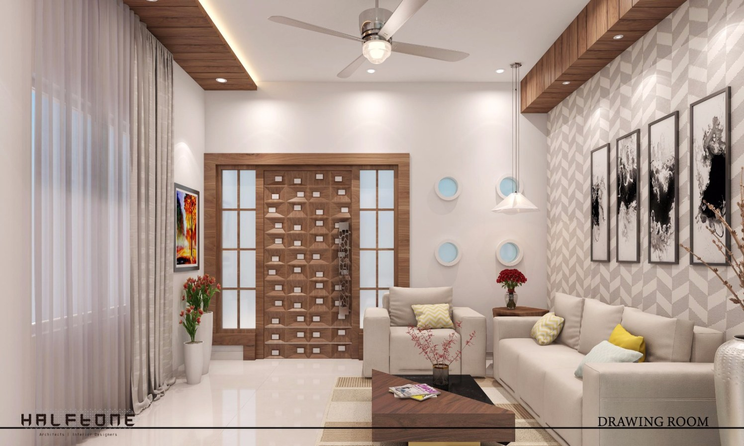 Tone it down by Narender Reddy Contemporary | Interior Design Photos & Ideas