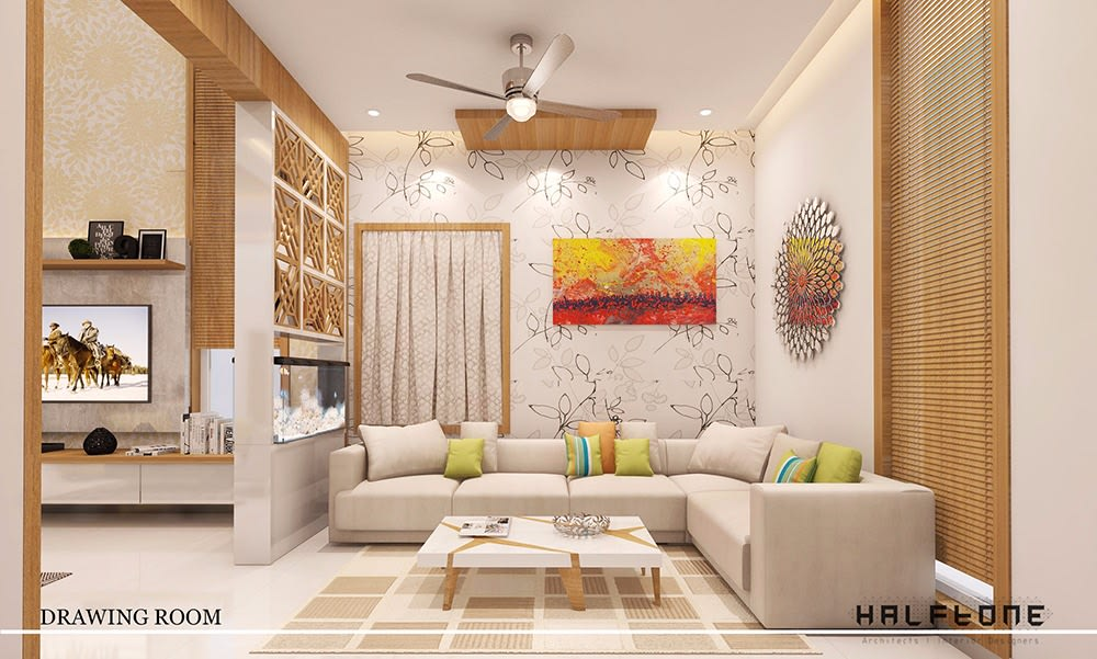 Colours gallore by Narender Reddy Contemporary | Interior Design Photos & Ideas