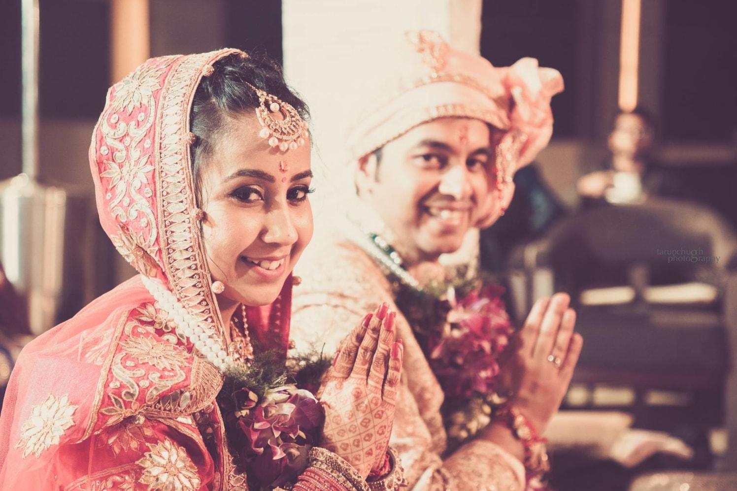 Cute couple by Tarun Chugh Productions Wedding-photography | Weddings Photos & Ideas