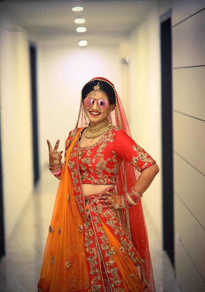 Rock star bride by Tarun Chugh Productions Wedding-photography | Weddings Photos & Ideas