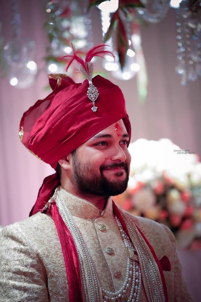 Bearded groom by Tarun Chugh Productions Wedding-photography | Weddings Photos & Ideas