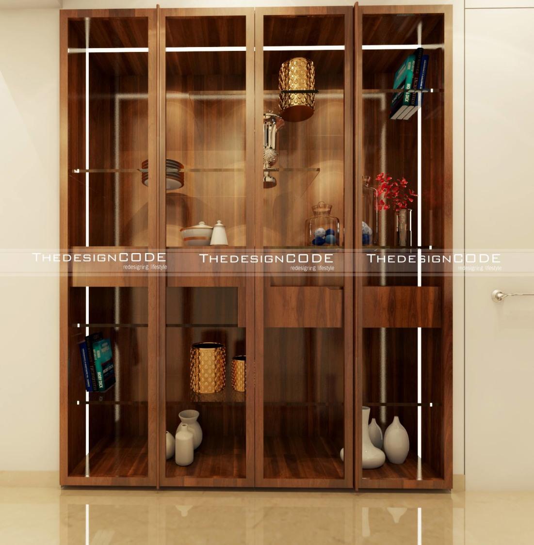 Teak to your living by Prashant jain Living-room Modern | Interior Design Photos & Ideas