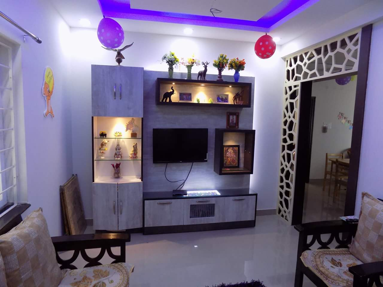 Artistic Living Decor by Rohit Hande