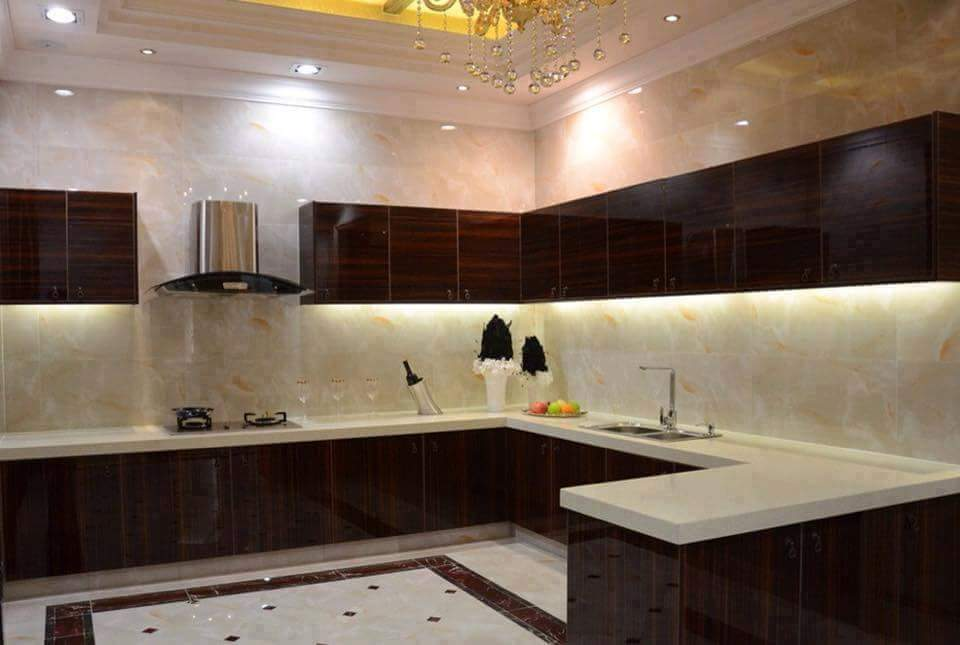 Classic Kitchen Interior by Rohit Hande