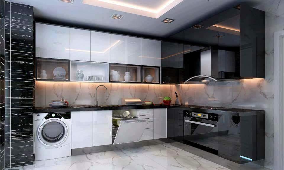 Modular Kitchen by Rohit Hande Modern | Interior Design Photos & Ideas