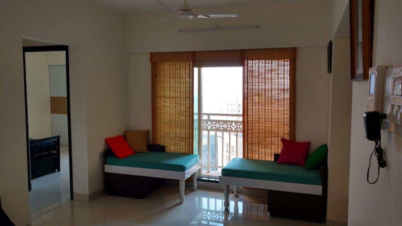 Living Room by Gauri Karnani