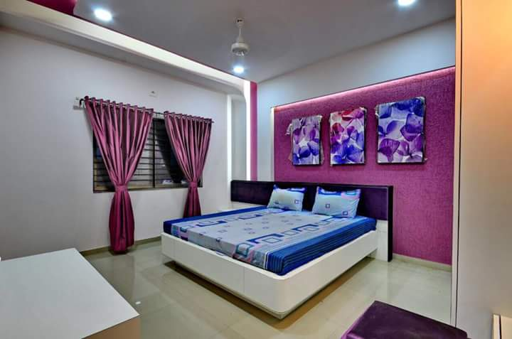 Pink With Blue by Estetik Arena Modern | Interior Design Photos & Ideas