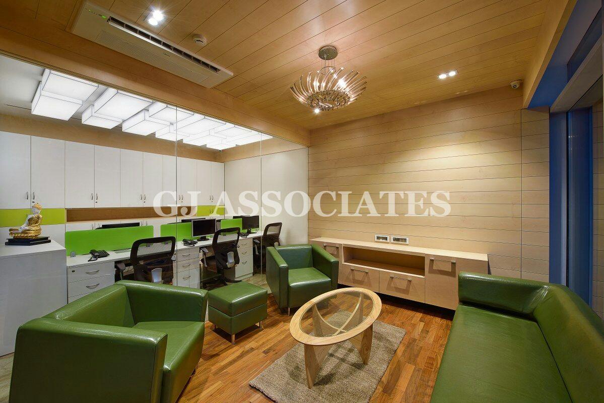 Contemporary office space by Gaurang Jawle Contemporary | Interior Design Photos & Ideas