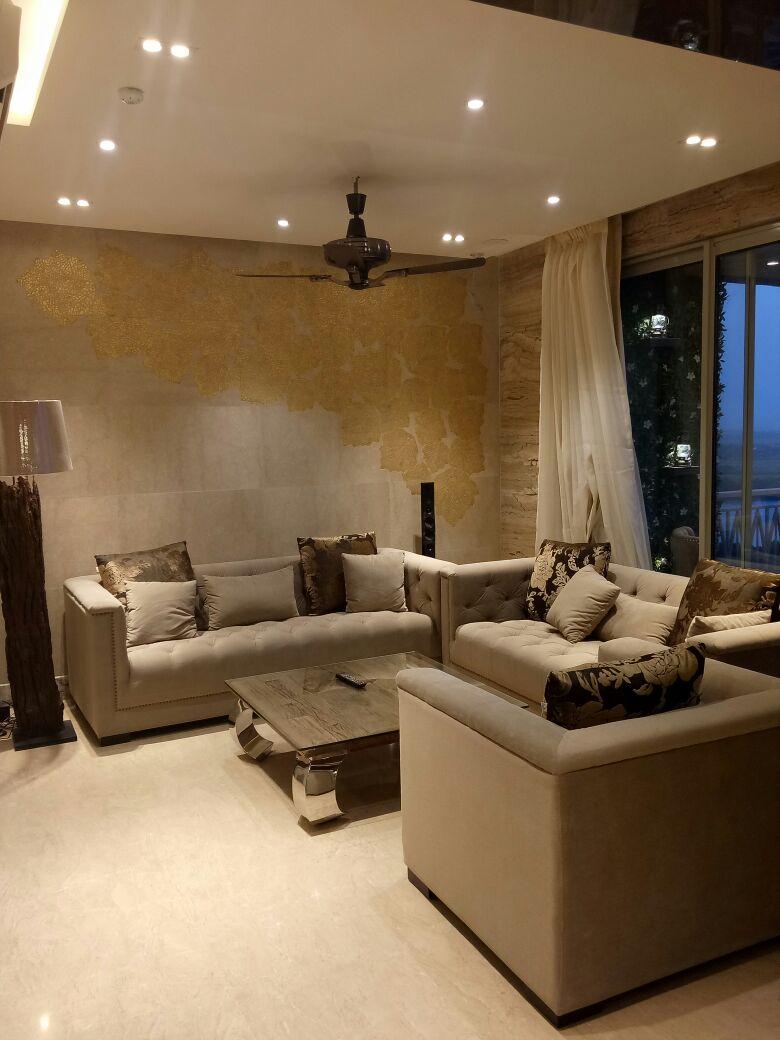 The Brown Swag by swati Modern | Interior Design Photos & Ideas