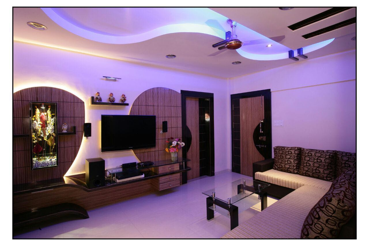 The Berry Blush by Swanand Medankar Modern | Interior Design Photos & Ideas