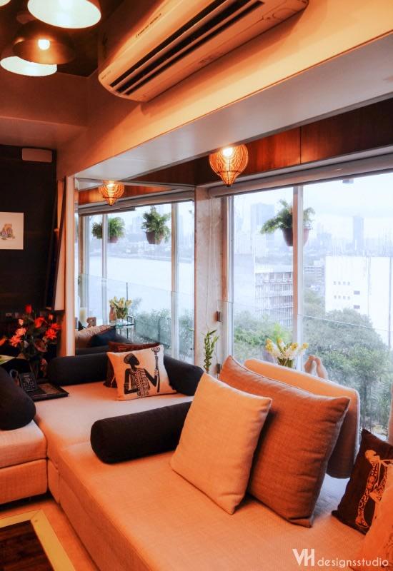 Orange Punch by Trisha Chaplot Contemporary | Interior Design Photos & Ideas