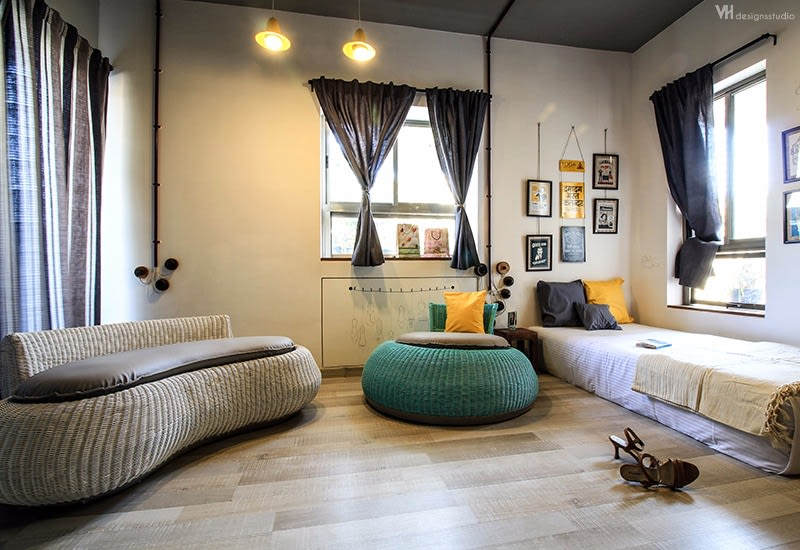 Breaking The Monotony by Trisha Chaplot Modern | Interior Design Photos & Ideas
