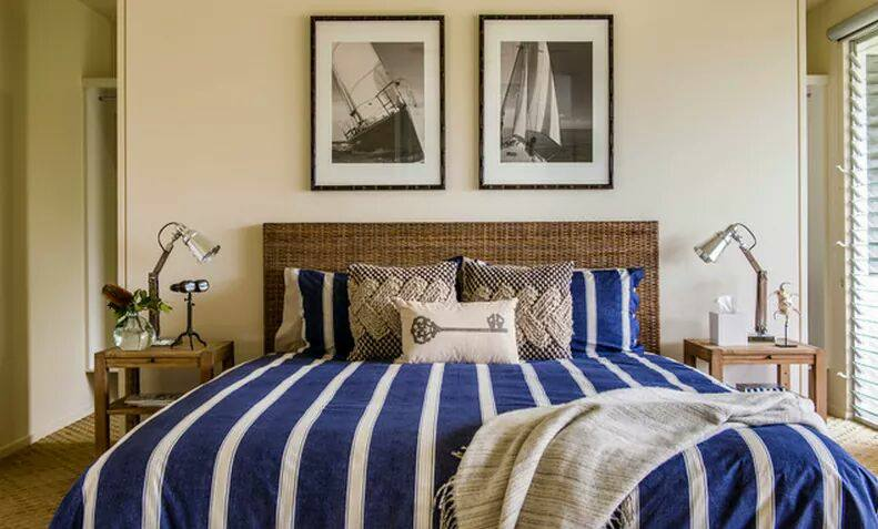 Fine And Simple Bedroom With Wooden Floor And Lamp by Live Fabulous Bedroom Contemporary   Interior Design Photos & Ideas